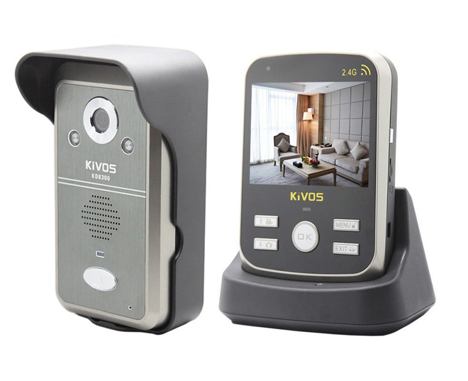 Wireless Video Door Phone KDB300
