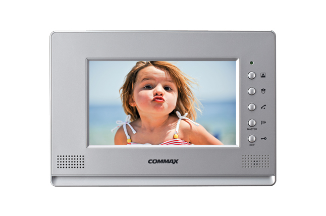 VIDEO DOOR PHONE COMMAX CAV-70GA