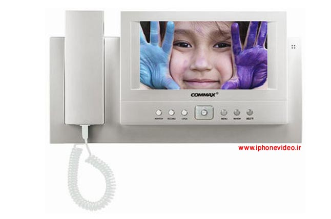 VIDEO DOOR PHONE COMMAX CDV-71BE
