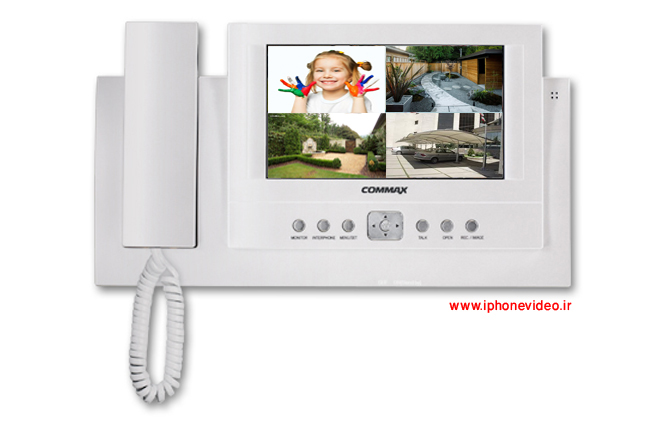 VIDEO DOOR PHONE COMMAX CDV-71BQ