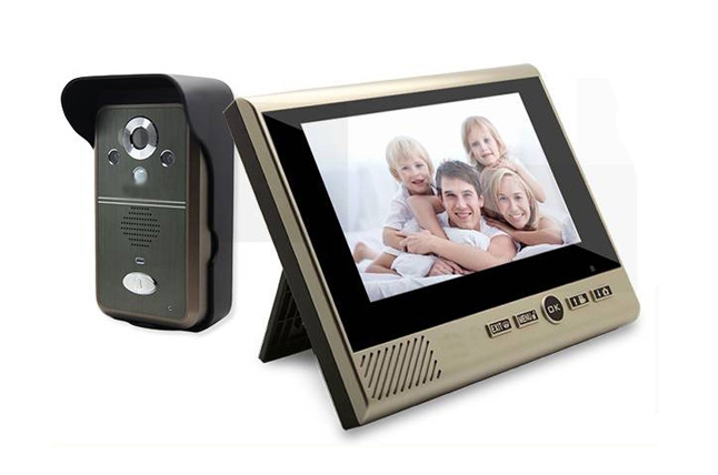 Wireless Video Door Phone KDB700