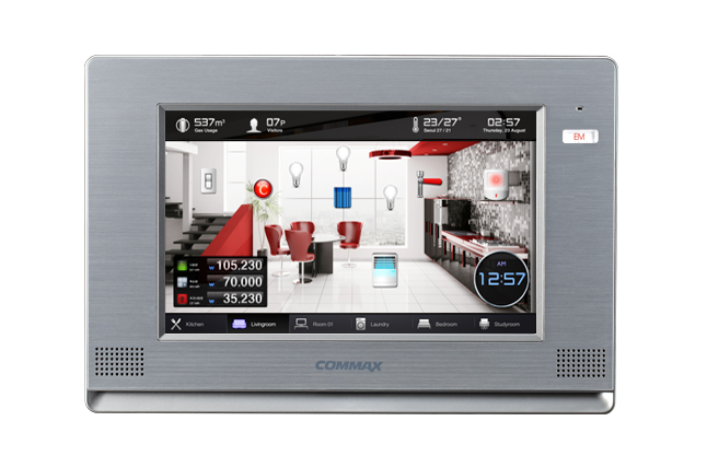 SMART HOME COMMAX CDP-1020AD
