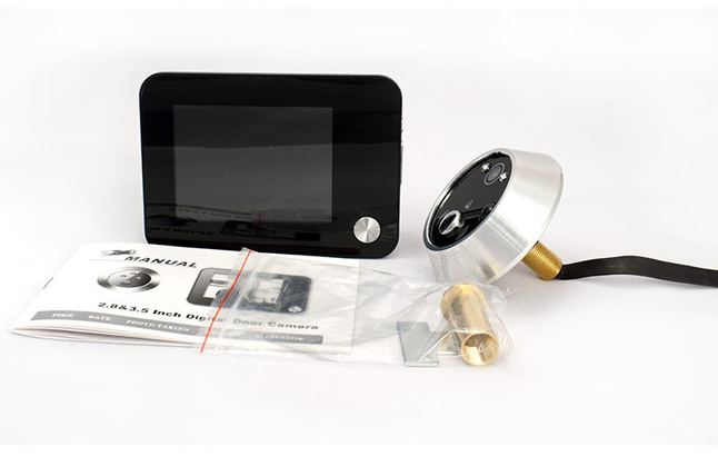 Digital door viewer DB-35HD