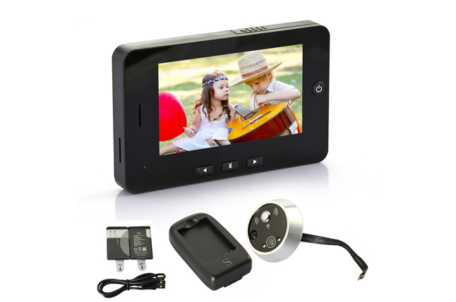 Digital door viewer DB-43HD