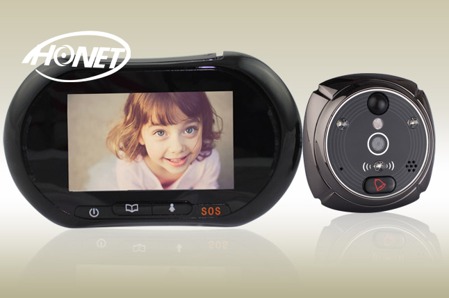 SMART PEEPHOLE VIEWER HONET 2WG